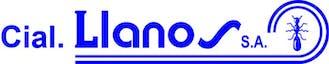 Company logo for 'COMERCIAL LLANOS'.