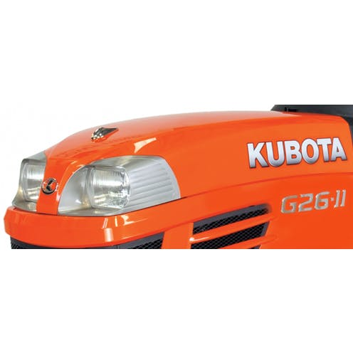 G26-II LD - KUBOTA