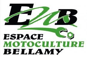 Company logo for 'ESPACE MOTOCULTURE BELLAMY'.