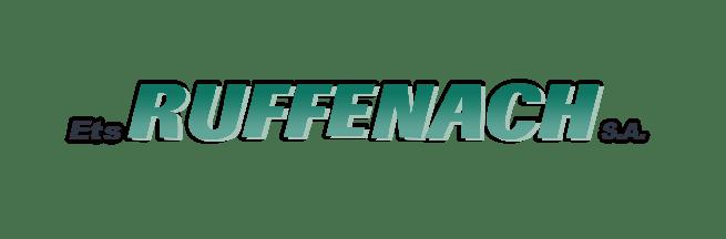 Company logo for 'RUFFENACH'.