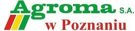 Company logo for 'Agroma Poznań Sp. z o.o.'.