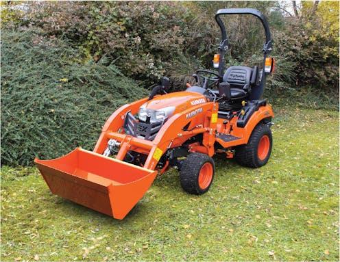 BX261 Kubota compact tractor