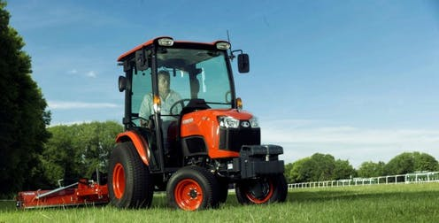 B2311 Kubota compact tractor
