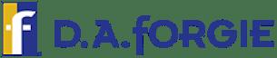 Company logo for 'D A Forgie'.