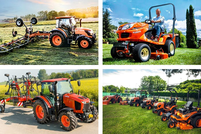 THE RIGHT KUBOTA PRODUCT FOR YOU