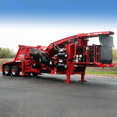 50/48X Whole Tree Drum Chipper