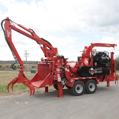 Eeger Beever™ 2230 Brush Chipper for Sale in Port Perry, ON