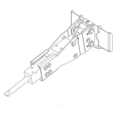 Hydraulic Breaker (Hammer)