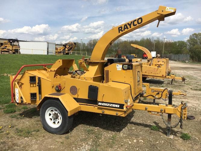 Used Equipment Rayco Of Ohio Wooster