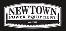 Company logo for 'Newtown Power Equipment - Newtown'.