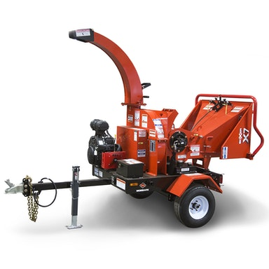 Boxer X7 Brush Chipper