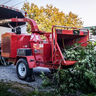 Eeger Beever™ 1415 Brush Chipper