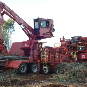 Forestry and Biomass | Morbark Products