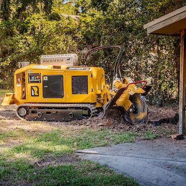 RG165T-R Stump Cutter