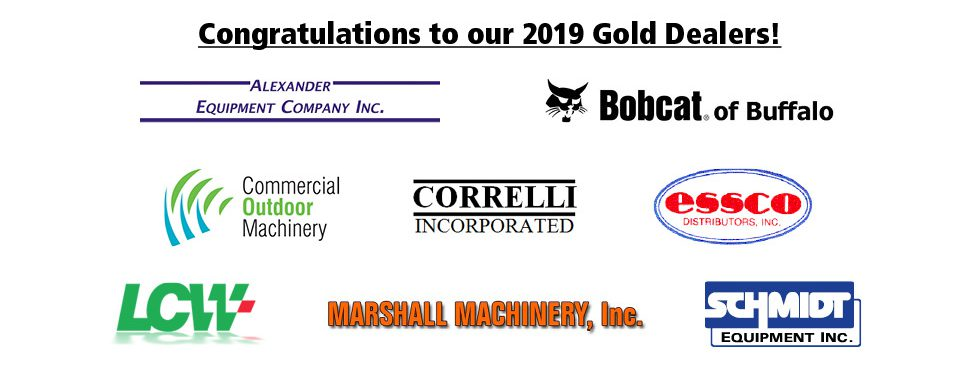 Morbark Honors Eight Dealers with Gold Tier Status