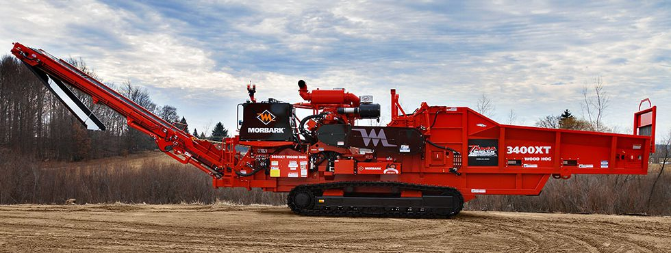Morbark Unveils All-New Wood Hog at CONEXPO 2017