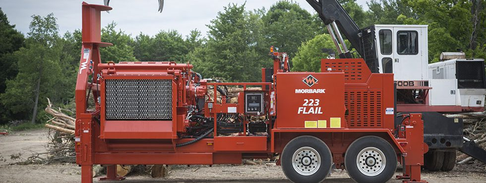 Morbark Introduces New Flail