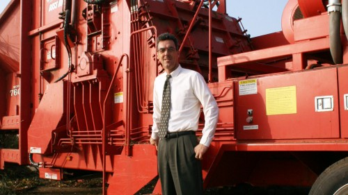 Morbark   Bakersfield DPW Electric Conversion Pays Dividends