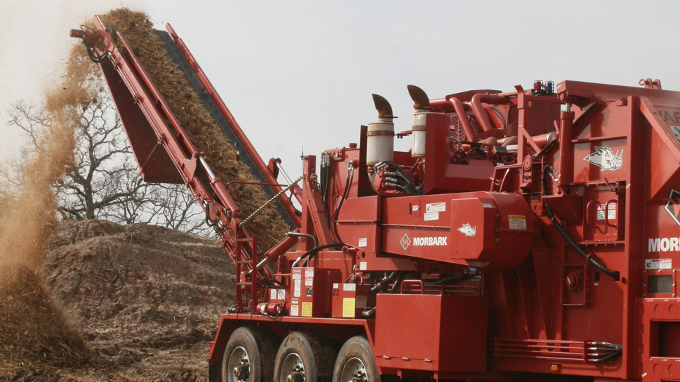 Grinder is Key Component in New Landfills Long Range Plan