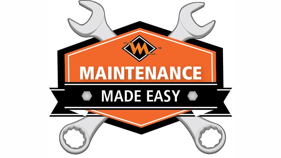 Maintenance Made Easy