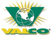 Company logo for 'VAL-CO'.